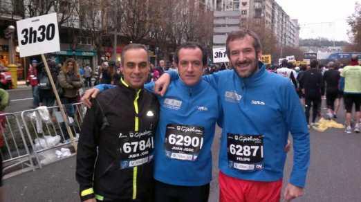 2013-11-24 10 Km Maratón de San Sebastián 2013 (2)