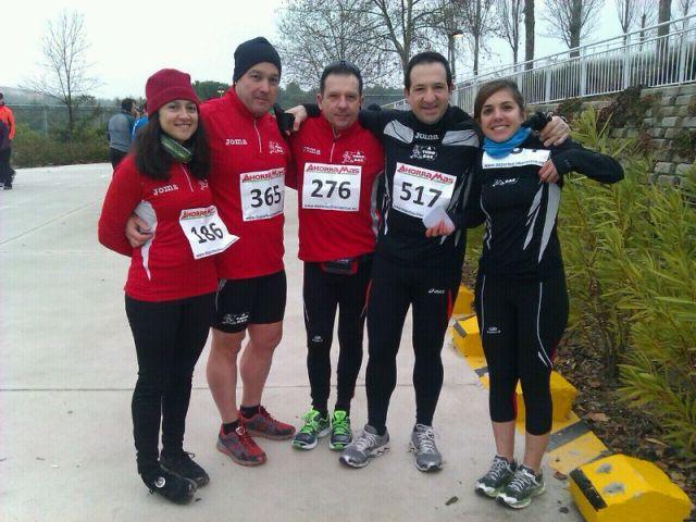 2014-01-12 Vuelta pedestre a Tres Cantos