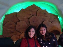 Lucia y Paula