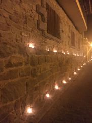 Noche en vela Navacerrada