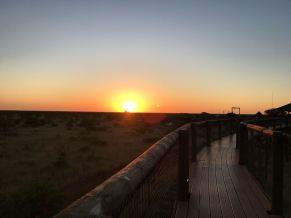 Atardece Nambia
