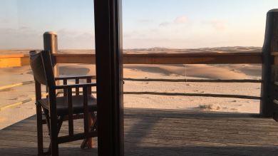 Namibia Desierto