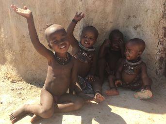 Niños Himba